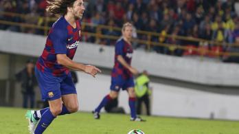 Összecsapnak a Barcelona és a Real Madrid legendái