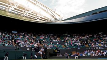 Már a negyeddöntőkön telt ház lehet Wimbledonban