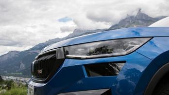 Bemutató: Škoda Kodiaq RS 2.0 TSI DSG 4X4 - 2021.