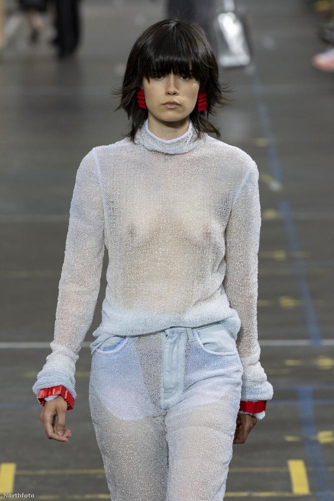 Modell alatt kivételesen a ruhadarabot értjük
