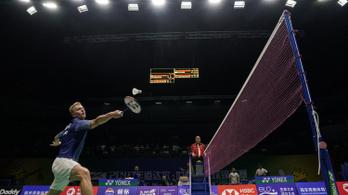 Először vesz részt olimpián magyar férfi tollaslabdázó