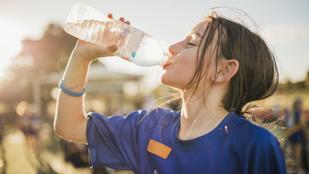 Akár napi 17 liter vizet is megisznak, csak hogy életben maradjanak