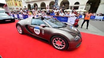 Horvát többségi tulajdonba került a Bugatti