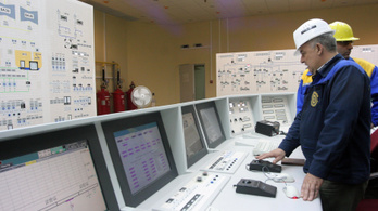 Az iráni atomalku pártján a francia, a német és a kínai vezető