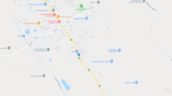 Autó és kisteherautó ütközött Kisteleknél, egy ember meghalt