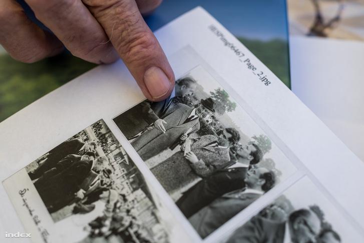 A hatvanas években Hesp Edvin (balra) ápolta a magyar–német lovas kapcsolatokat