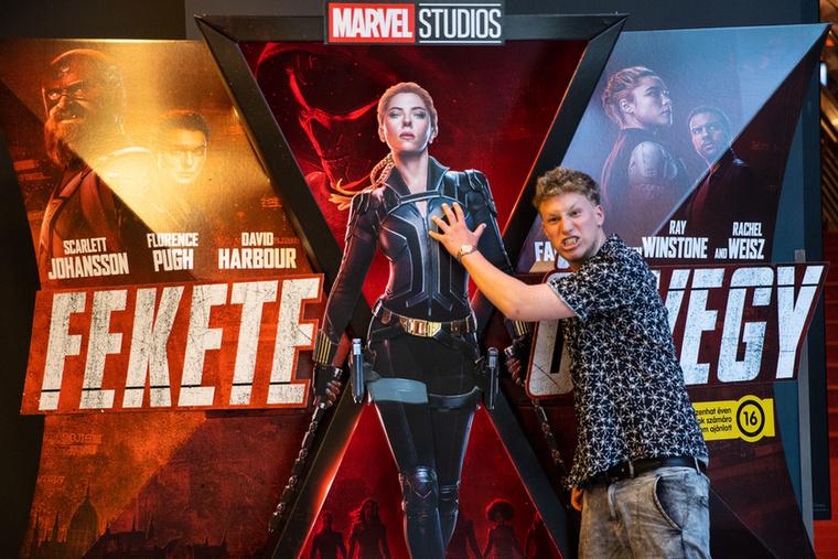 A Scarlett Johansson fémjelezte önálló Fekete Özvegy filmet rengeteg okból várhatta az ember