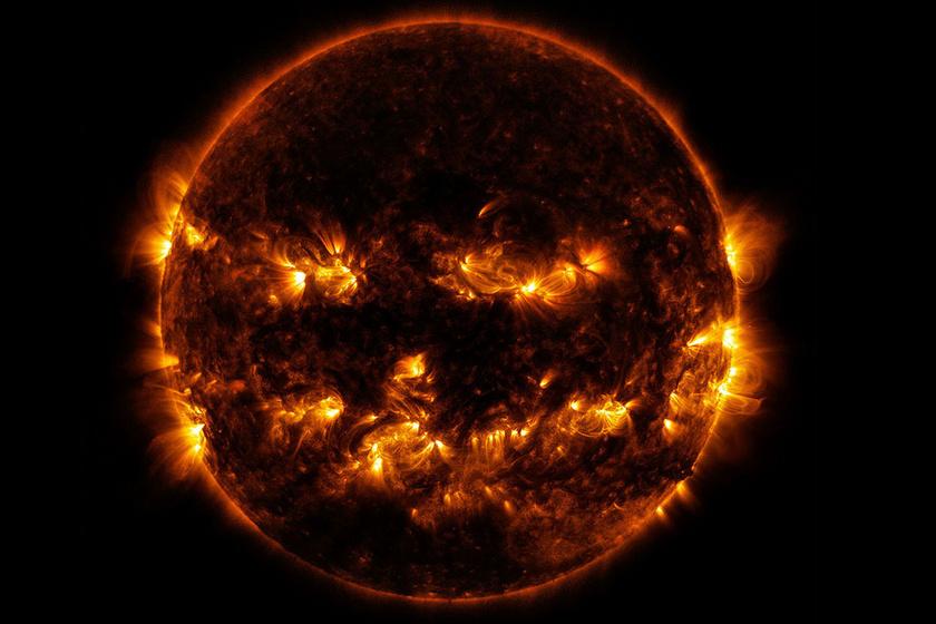 Ezek a NASA legszebb fotói a Napról - Szemet gyönyörködtető gyűjtemény