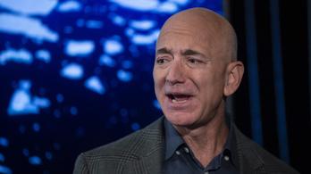 Jeff Bezos lelépett az Amazon éléről