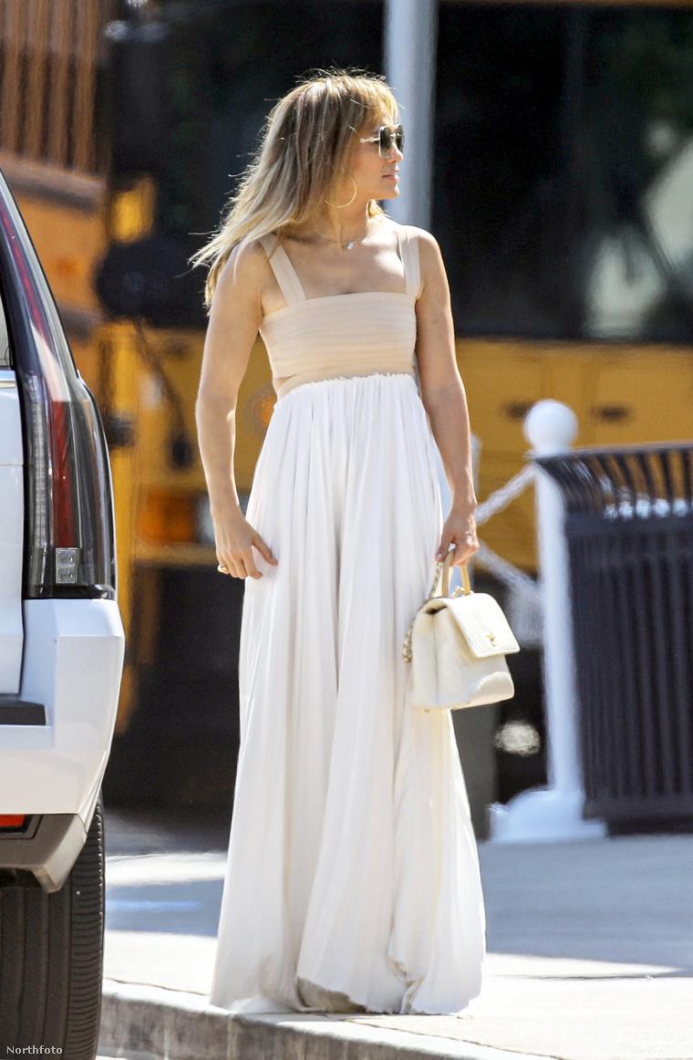 Jennifer Lopez a közelmúltban, Los Angelesben