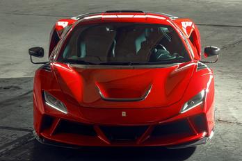 Ha nem tetszik az olasz Ferrari, itt a német