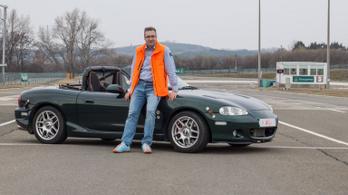 Az autó, amihez minden 100 euróba kerül