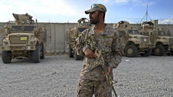 Úgy léptek le végleg az amerikaiak, hogy nem is szóltak az afgánoknak