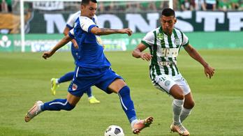 Győzelemmel kezdett a BL-ben a Ferencváros