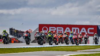 Törölték a MotoGP ausztrál versenyét