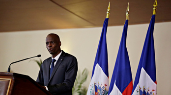 Meggyilkolták Haiti elnökét