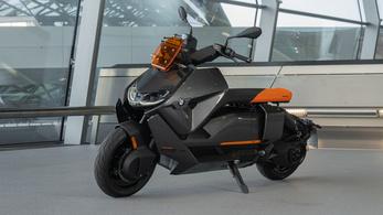 CE 04: a BMW új fegyvere a villanyforradalomban