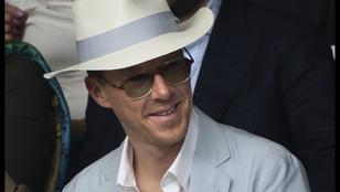 Semmi, csak Benedict Cumberbatch nagyon angol Londonban