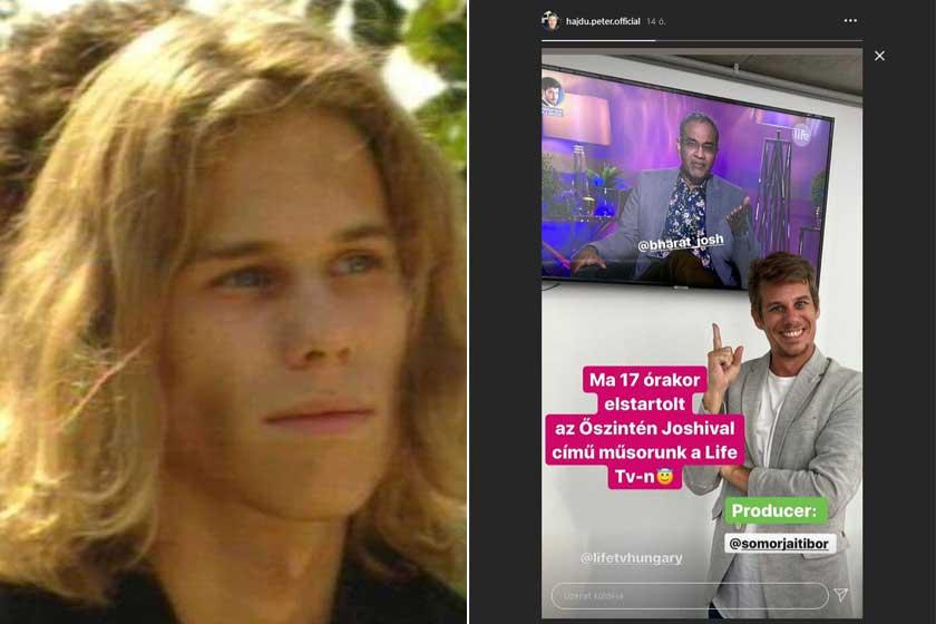 A 42 éves Somorjai Tibor lett a kreatív producere az Őszintén! Joshival című műsornak, miután Hajdú Péter a Life TV-hez szerződtette 2020 nyarán.