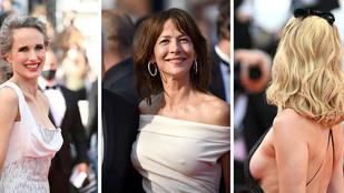 A legszexibbek és a legérdekesebbek: ruhák, amiket látnia kell Cannes első napjaiból
