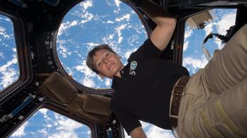 Privát űrrepüléssel térhet vissza a Nemzetközi Űrállomásra egykori parancsnoka