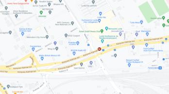 Óriási baleset a Könyves Kálmán körúton, öt jármű ütközött a Mester utcánál