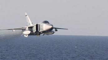 Orosz vadászgépek zavarták meg a spanyol kormányfő és a litván elnök sajtótájékoztatóját