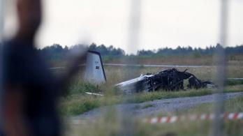 Lezuhant egy repülő Svédországban, többen meghaltak