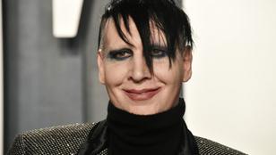 Marilyn Manson együttműködik a rendőrséggel, de csak takonyügyben
