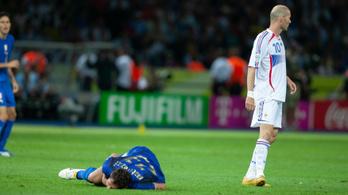 15 éve borult el Zidane agya – olasz arany lett a vége
