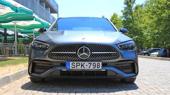 Bemutató: Mercedes-Benz C osztály - 2021.