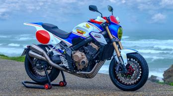 Honda: egy CB650R-ből bármi lehet