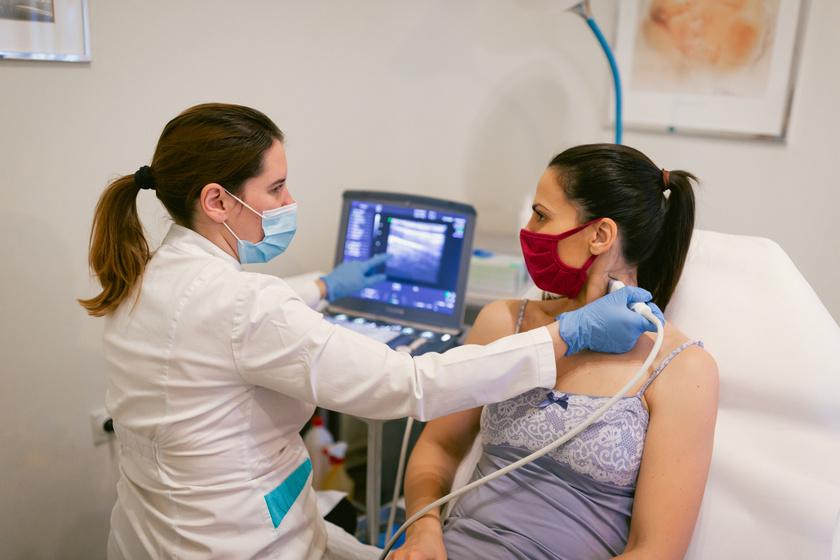 Új pajzsmirigyvizsgálat segíthet elkerülni a felesleges műtéteket: teljesen fájdalommentes módszer