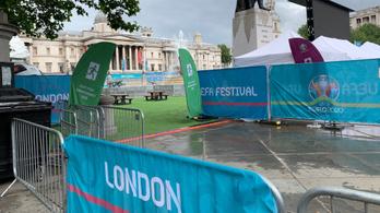 A futball hazatérhet, bár ez Londonban még nem látszik