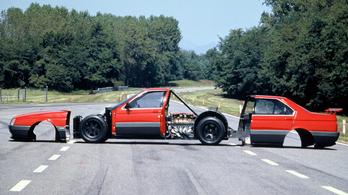Igazi aranyrög az Alfa Romeo V10-ese