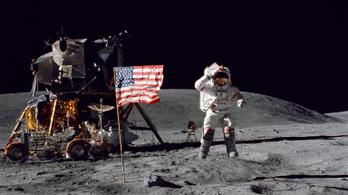 50 éve, hogy az ember először autózott az űrben