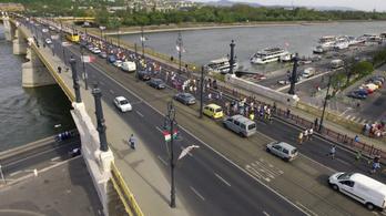 Jobban jár, ha ma nem ül autóba Budapesten