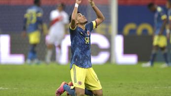 Őrült mérkőzésen Kolumbiáé a bronzérem a Copán
