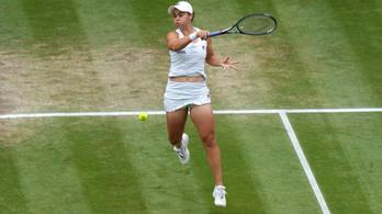 """Henger helyett – """"csak"""" bajnok lett a világelső Wimbledonban"""