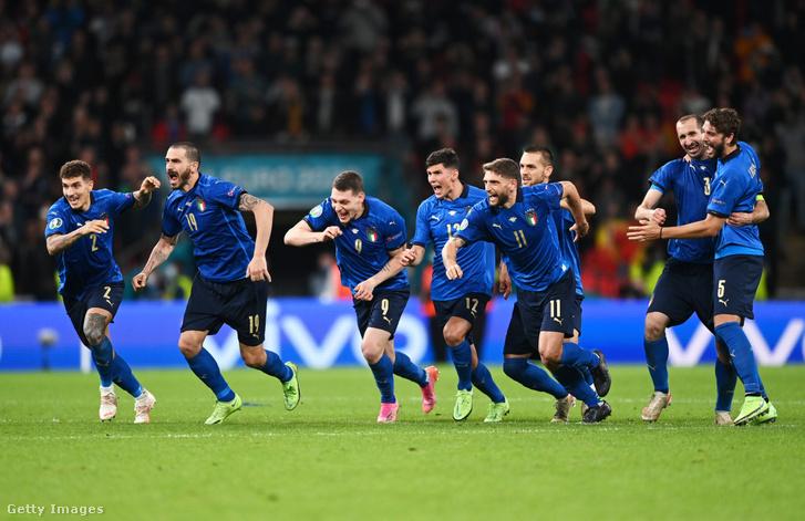 Az olaszok jó ideje nem ismerik a vereség ízét