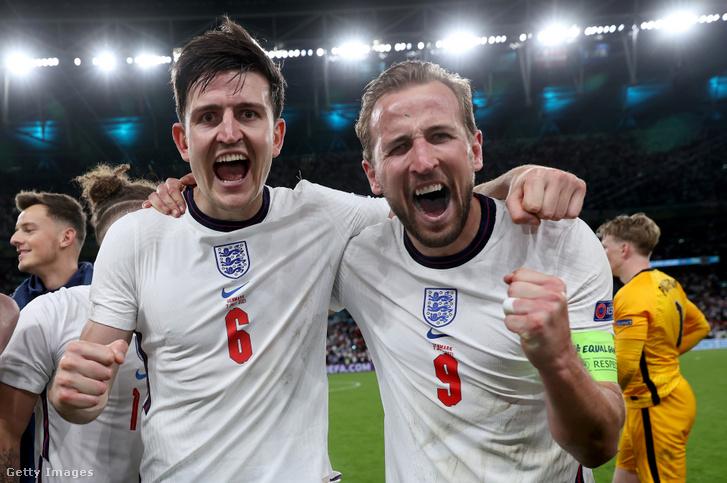 Maguire és Kane – egy vezér hátul, egy elöl