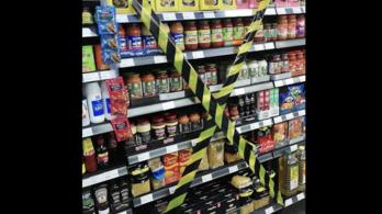 Az angol boltos betiltotta az olasz ételek árusítását – vírusként terjed a posztja