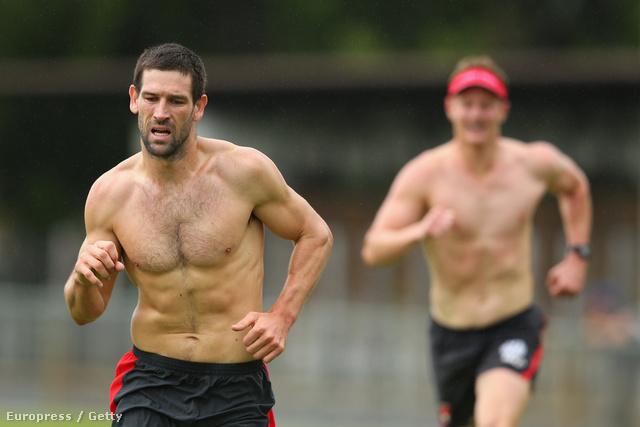 Martin Mattner, a Sydney Swans játékosa