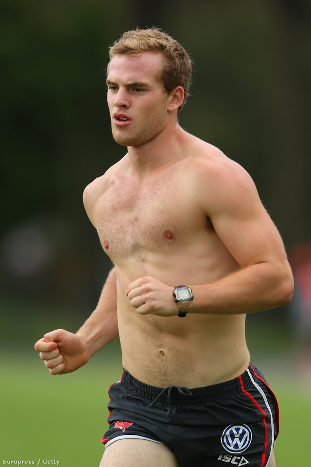 Tom Mitchell, a Sydney Swans játékosa