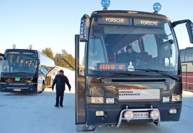 A buszvezető elégedett a mínusz 20-szal