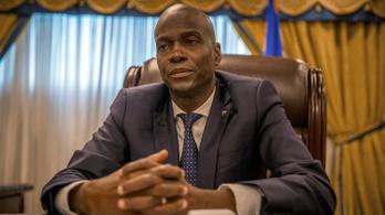 Állítólag őrizetbe venni, és nem megölni akarták gyilkosai a haiti elnököt