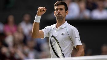 Djokovicsot nem érdekli a Golden Slam, kihagyhatja Tokiót