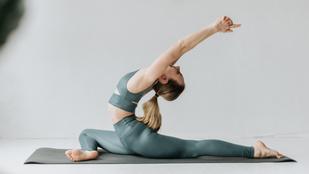 Tanuld meg a jóga alapjait 5 lépésben: videó!