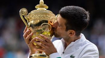 Djokovics minden idők legjobbja lehet, ha megnyeri a US Opent