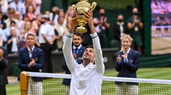 A mindenben remek nyelvzsenit már Federerék sem előzik meg